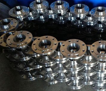 SS 317L Slip On Flanges
